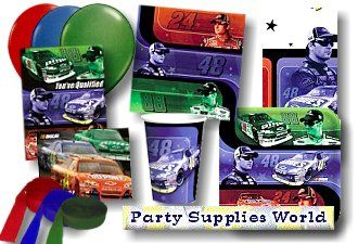 Nascar birthday party supplies jeff gordon earnhardt jr jimmy nascar birthday party supplies jeff gordon earnhardt jr jimmy johnson filmwisefo Choice Image