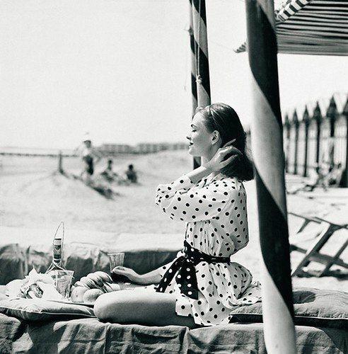 1950sblackandwhitefashionphotographyhenryclarke