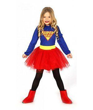 Pin Von Saira Hafeez Auf Kids Girl Frack In 2020 Supergirl Kostum Kinder Superhelden Kostum Madchen Kostume Kinder Madchen