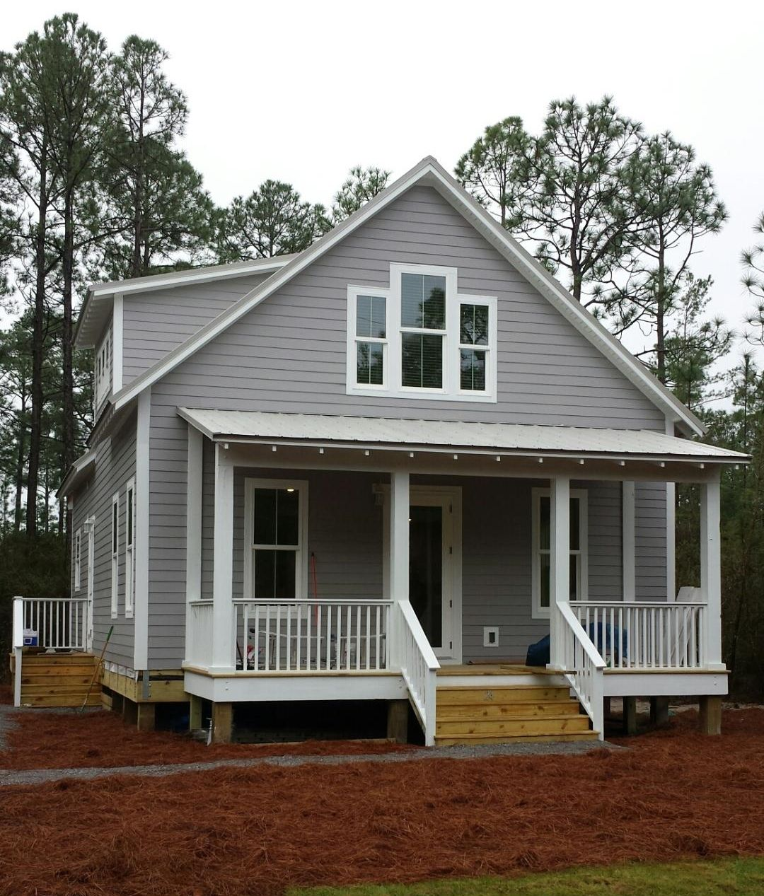 Greenbriar modular home santa rosa beach florida custom for Custom built house