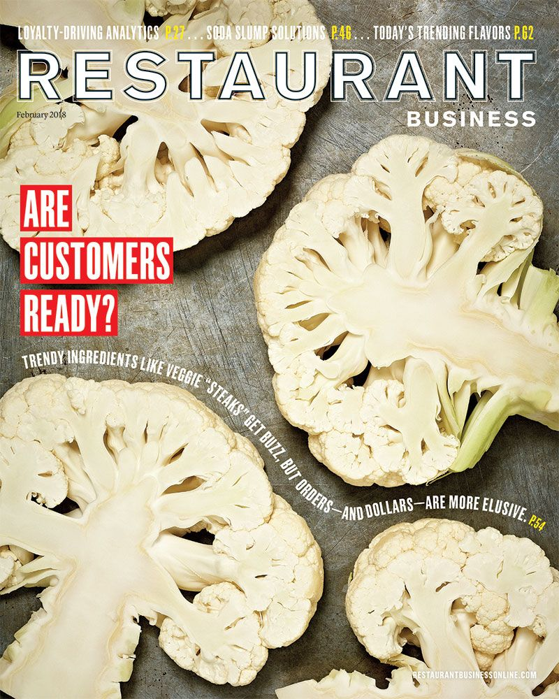 Magazine Flavors, Restaurant owner, Restaurant