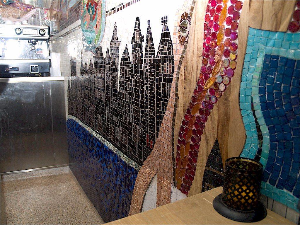 Mozaiek In Abraxas Too Coffeeshop Mozaiek