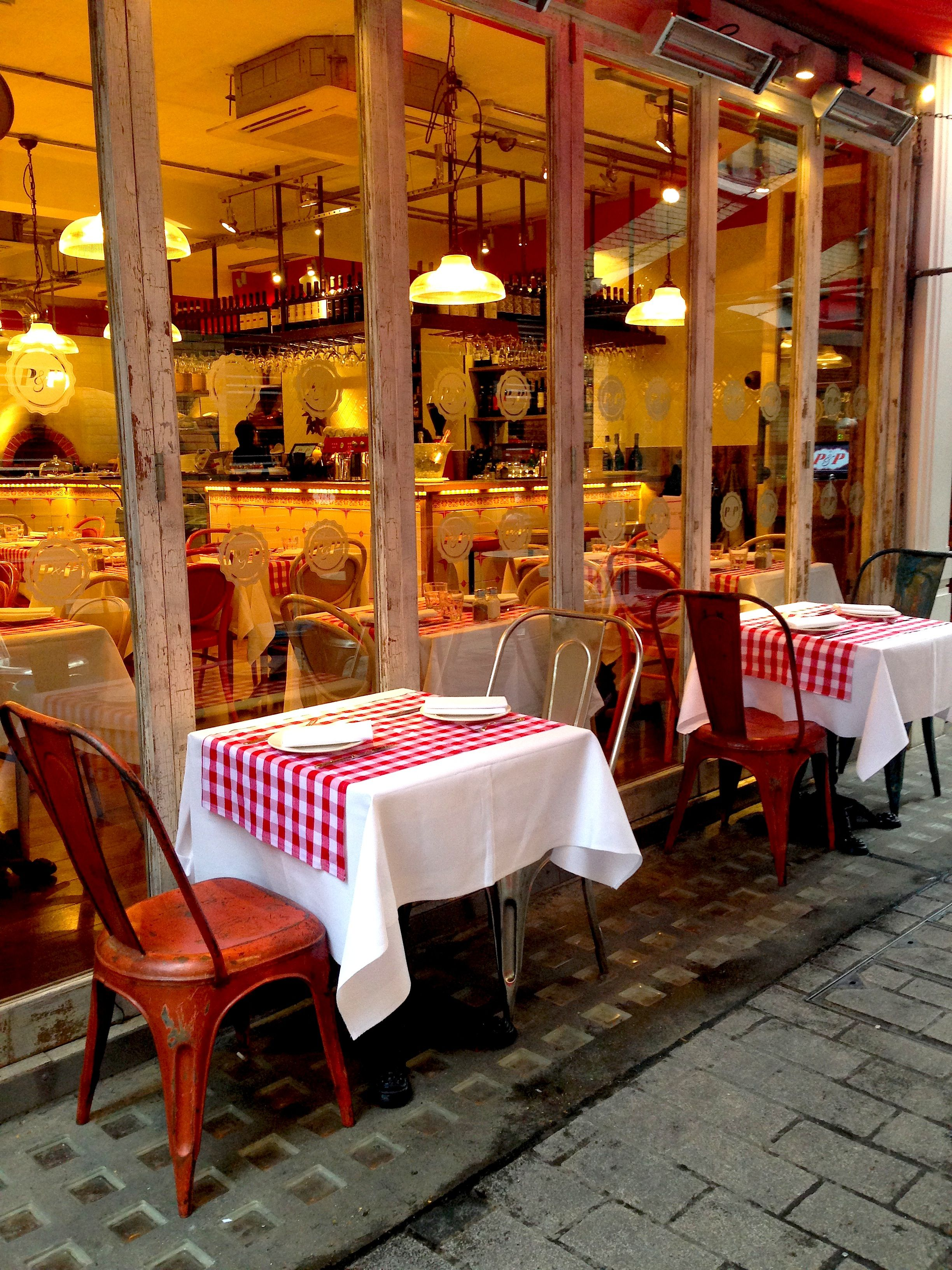 Celebrate the launch of italian bistro restaurant p on