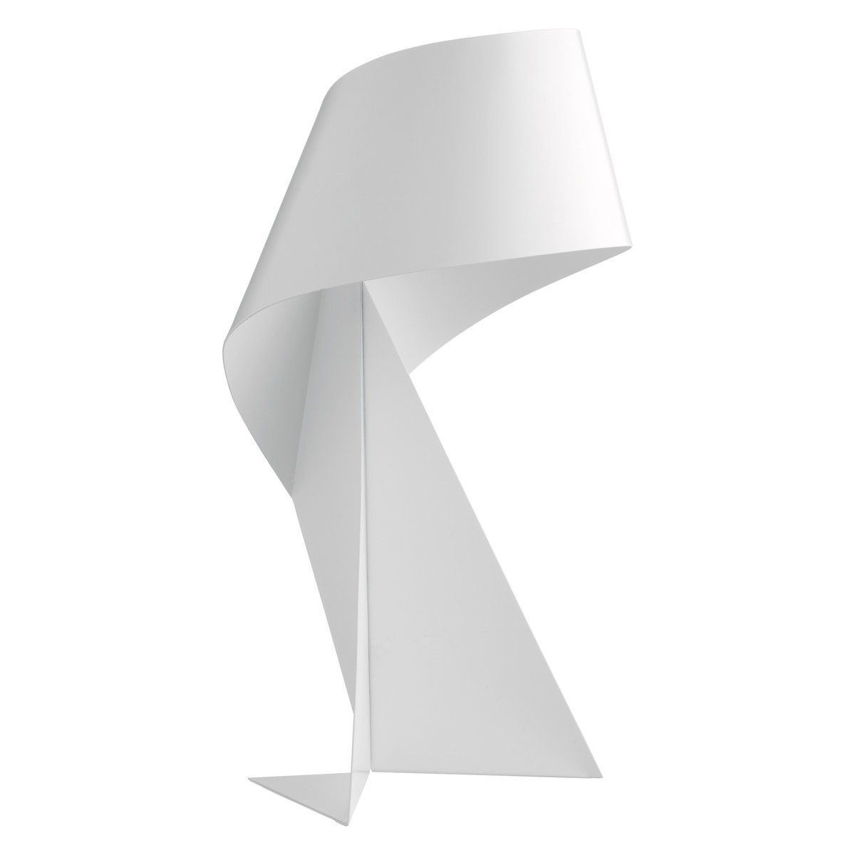 Ribbon white small metal table lamp metal table lamps metals ribbon white small metal table lamp geotapseo Images