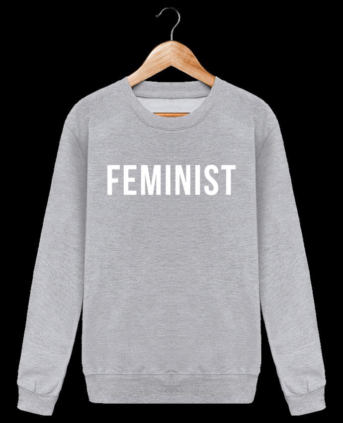 8e5374b27 Sudadera Cuello Redondo Unisex Feminist – Bichette #quotes #frases #moda  #trendy #