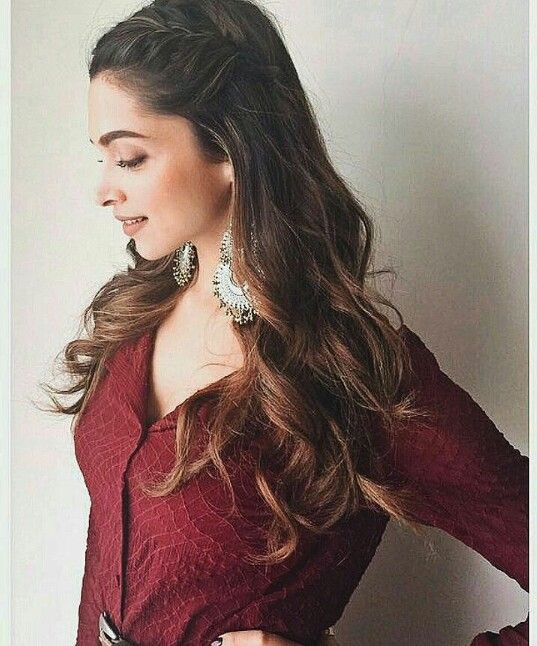 Deepika Padukone - hair | Bollywood | Pinterest | Deepika ...