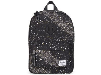 Mochila Heritage Kid Milky Way Black Rubber Herschel  a008c912938ba