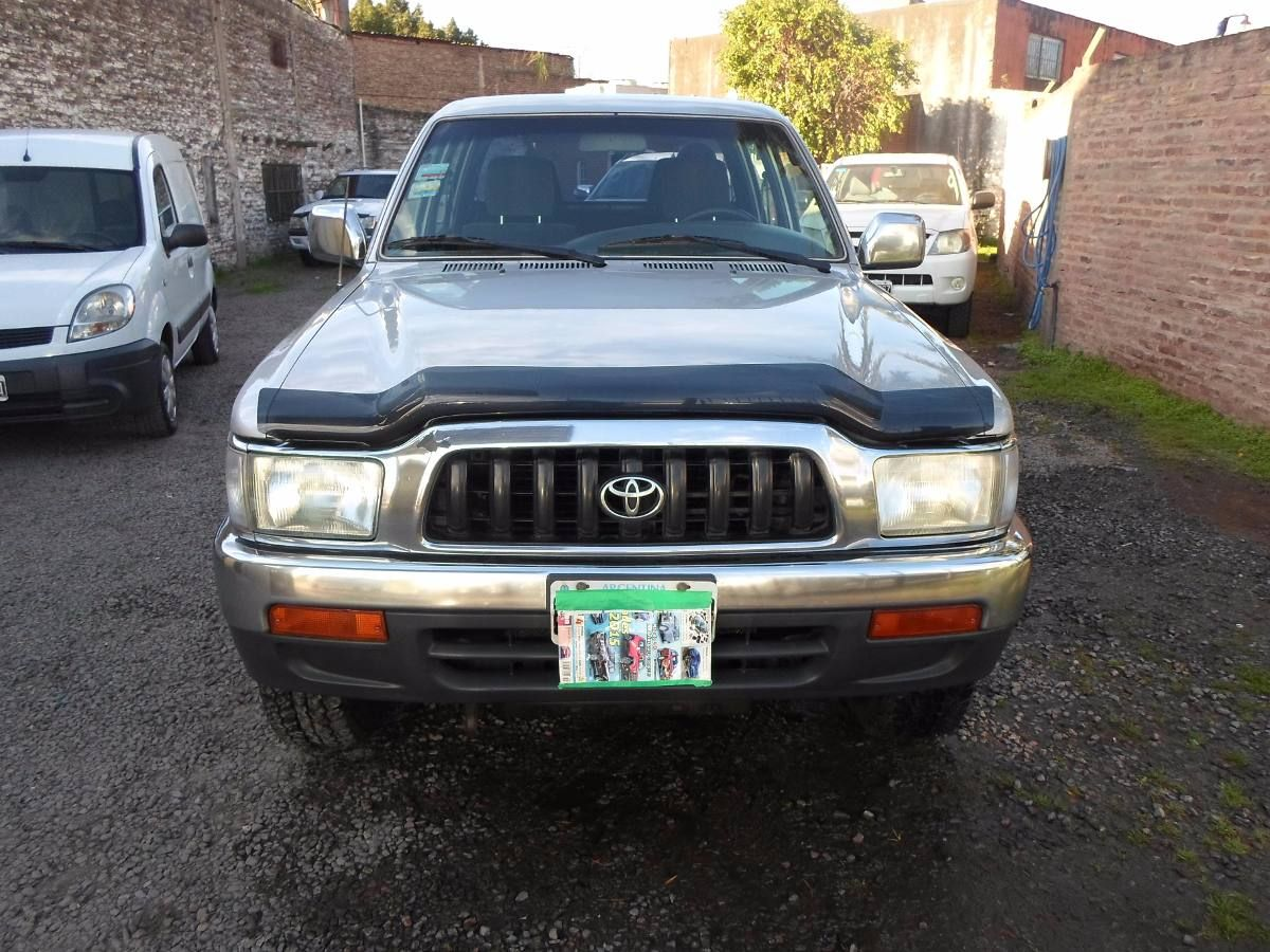 Mercado Libre Coches 2 Toyota Hilux Sr 4x4 3 Turbo Full Impecable