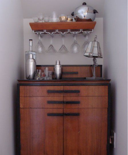 Solutions Home Bars: 8 Creative Storage Solutions