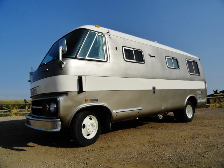 Beautiful Restored 1975 Dodge Travco Motorhome. Truly 1-of ...
