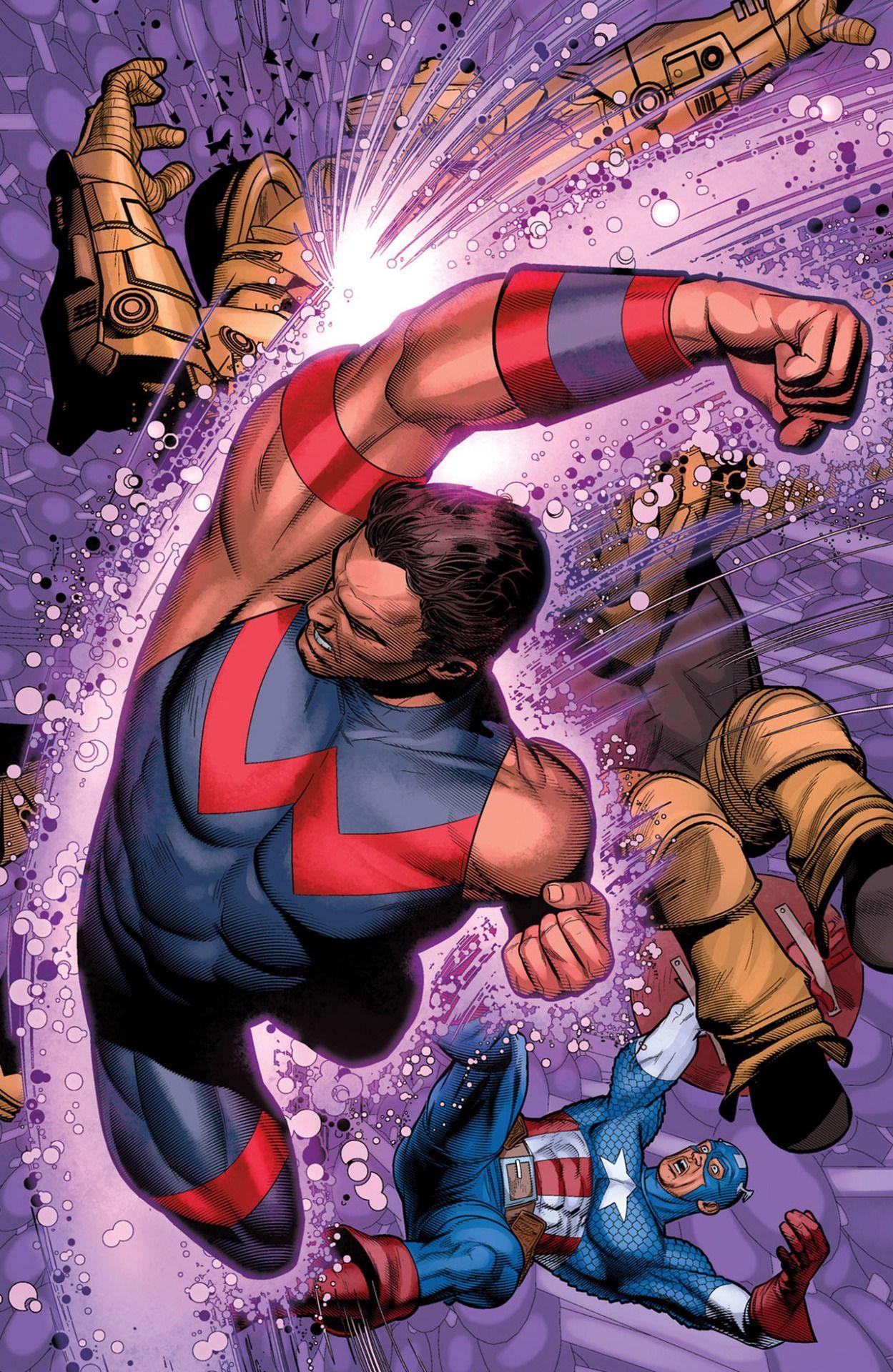 A.R.C.H.I.V.E., brianmichaelbendis: Wonder Man by Brandon... | Wonder man, Marvel  comic character, Marvel characters