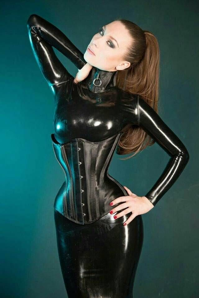 """rubberreflections: """"Rubber Reflections - The best latex fetish images from  the web and beyond """""""