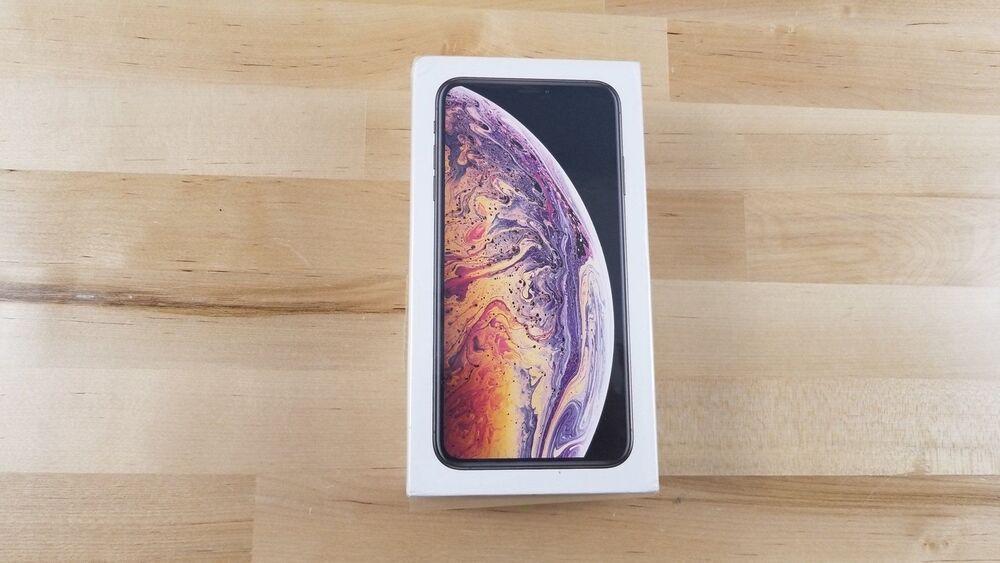 Apple iphone xs max 512gb gold att a1921 cdma gsm