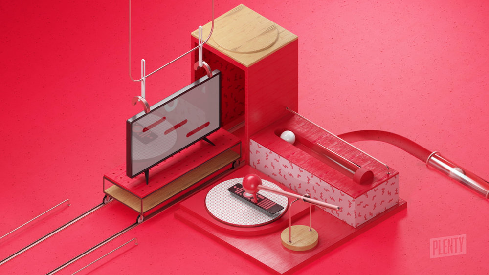 Plenty — Coppel / Buen Fin in 2020 Motion design