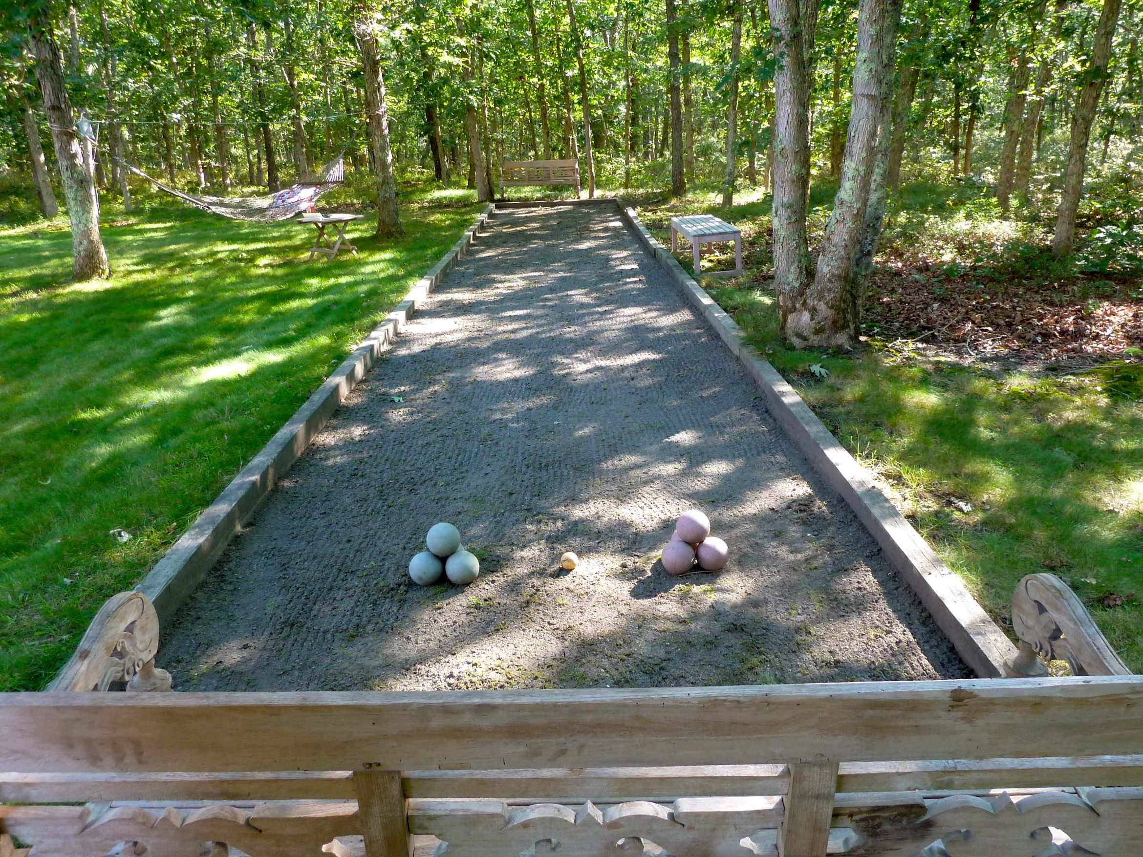 cape tara u0027s bocce court bocce pinterest bocce court define