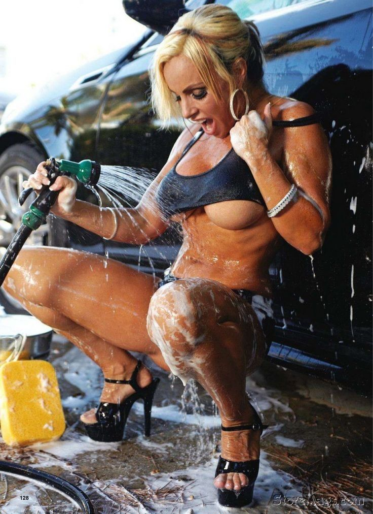 from Xzavier hot girls car wash nude