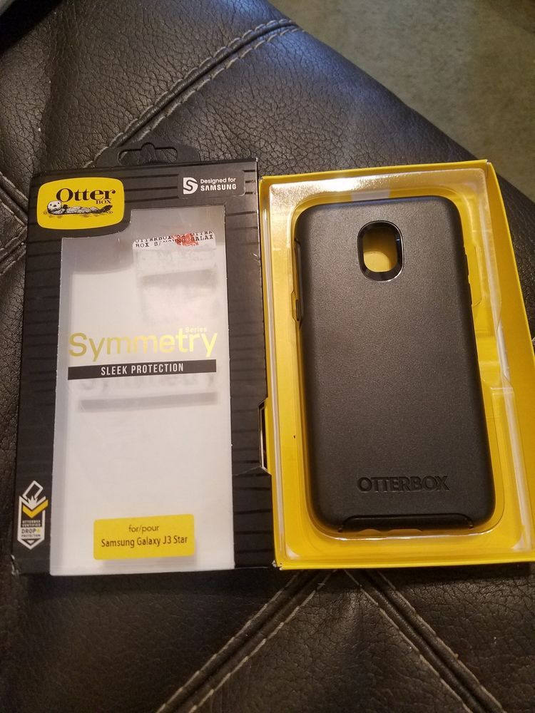 reputable site cb539 5f731 New Otterbox Symmetry Series Case for the Samsung Galaxy J3 (2018 ...