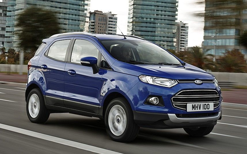 Ford Ecosport Review Ford Ecosport Used Ford Car