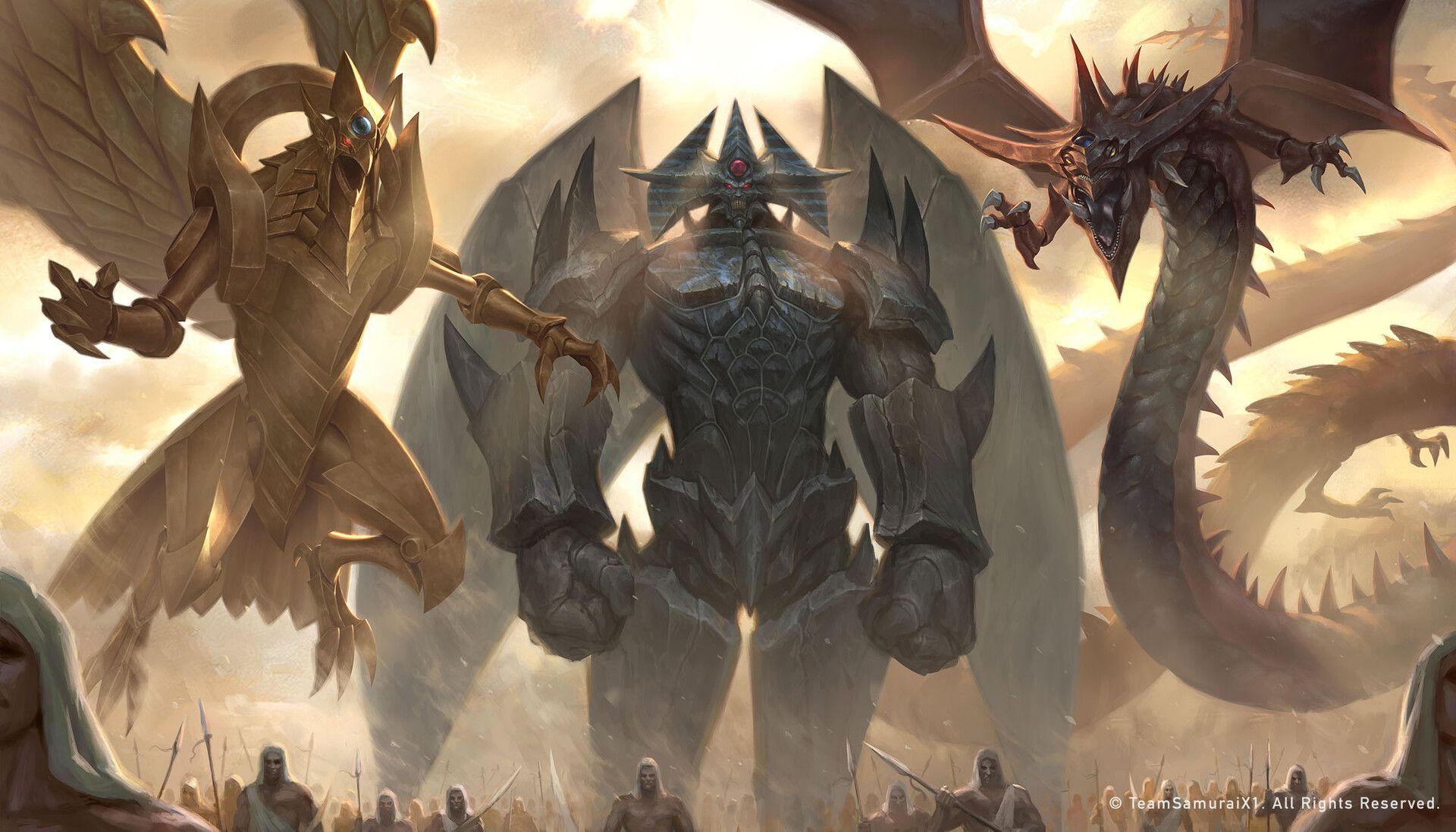 Egyptian Gods Gods Among Us In 2020 Anime Fight Yugioh Monsters Yugioh Dragons