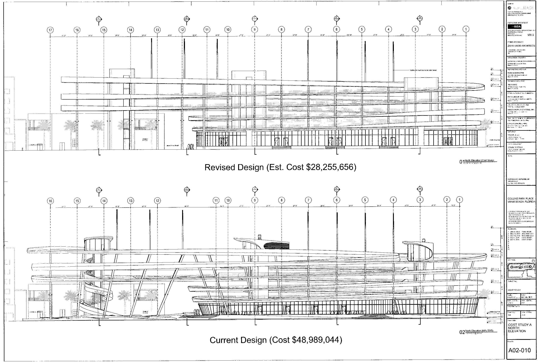 Zaha hadid miami beach parking garage value engineered for Engineered garage plans