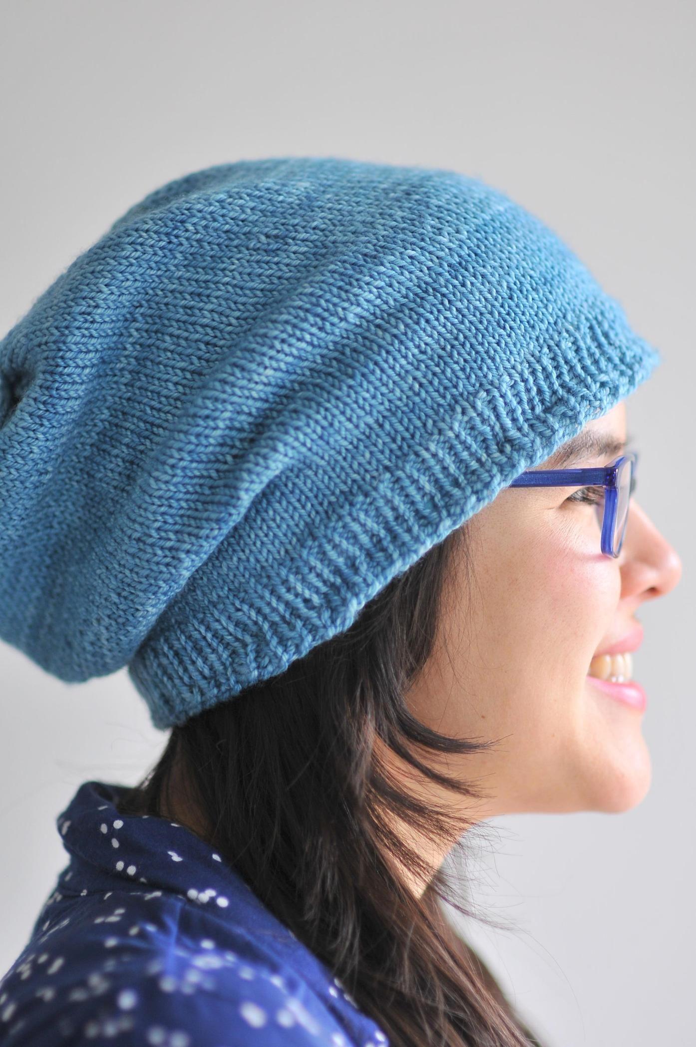 DIY: Knit Vancouver Toque and Free Pattern - Kiku Corner ...