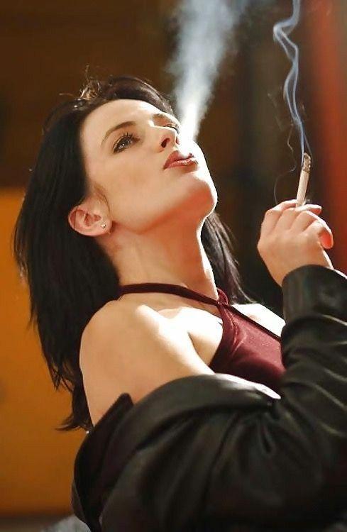Watch Hot Smoking Busty