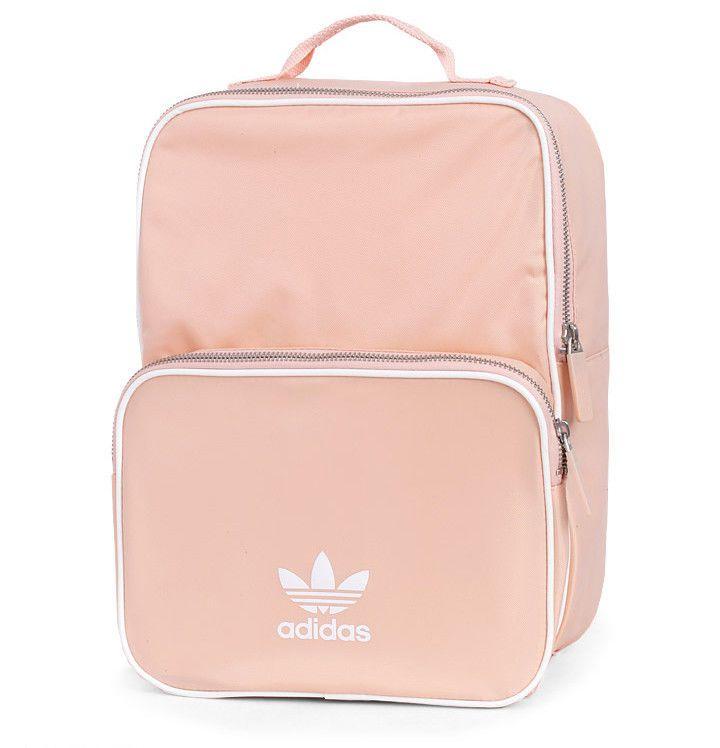 adidas Classic Adi-color Medium Apricot Backpack School University Bag  CW0621  adidas  Backpacks 69eaf94aaac1a