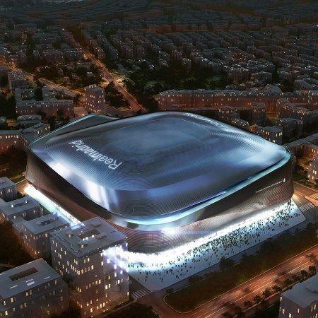 Estadio Santiago Bernabéu En Madrid Gmp Architekten L35 Ribas Ribas Santiago Bernabéu Stadium Madrid Real Madrid