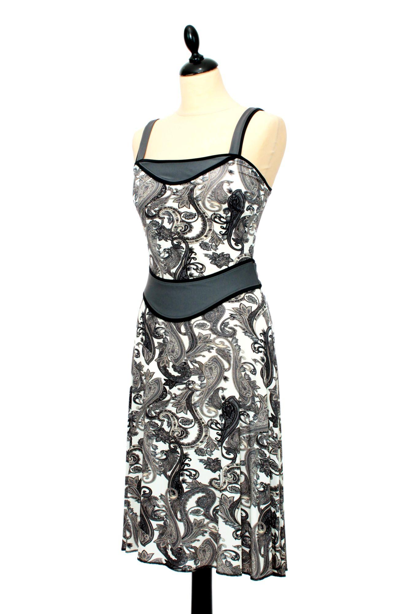 Magnifique Robe de Tango | Magnificent Tango Dress by IRYNA ...