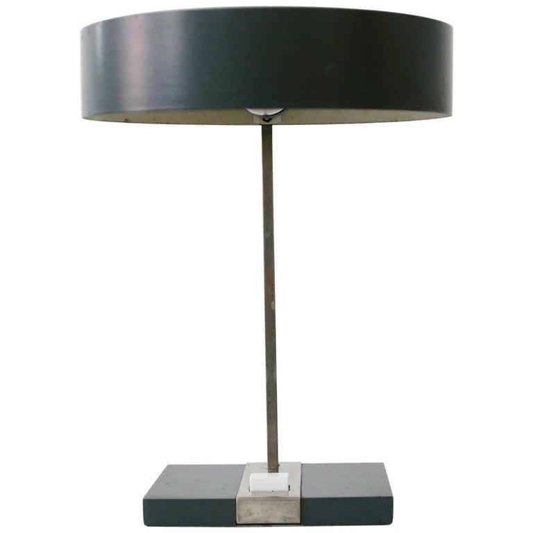 Elegant Mid Century Modern Table Lamp Or Desk Light By Hillebrand 1960s Germany Mid Century Modern Table Midcentury Modern Desk Light