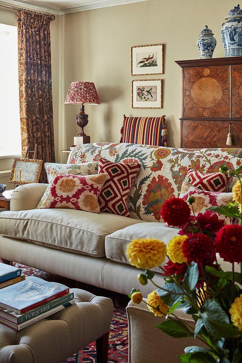 Lovely Carlos Garcia Interiors, Interior Design, London, Norfolk | Manor Farm  North Norfolk