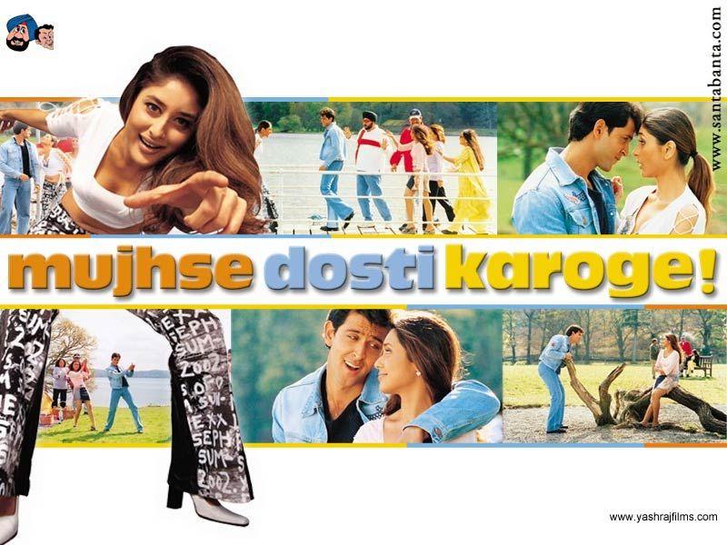 Free Download Mujhse Dosti Karoge Hd Movie Wallpaper 17 Movie Wallpapers Bollywood Movies Movies To Watch Online