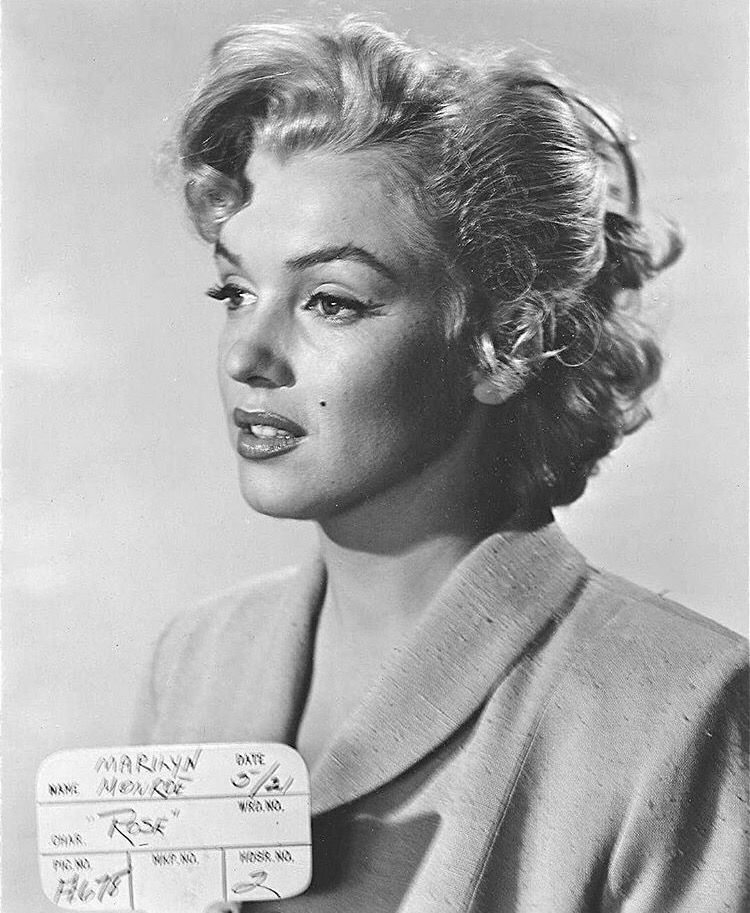 Marilyn hair test for Niagara