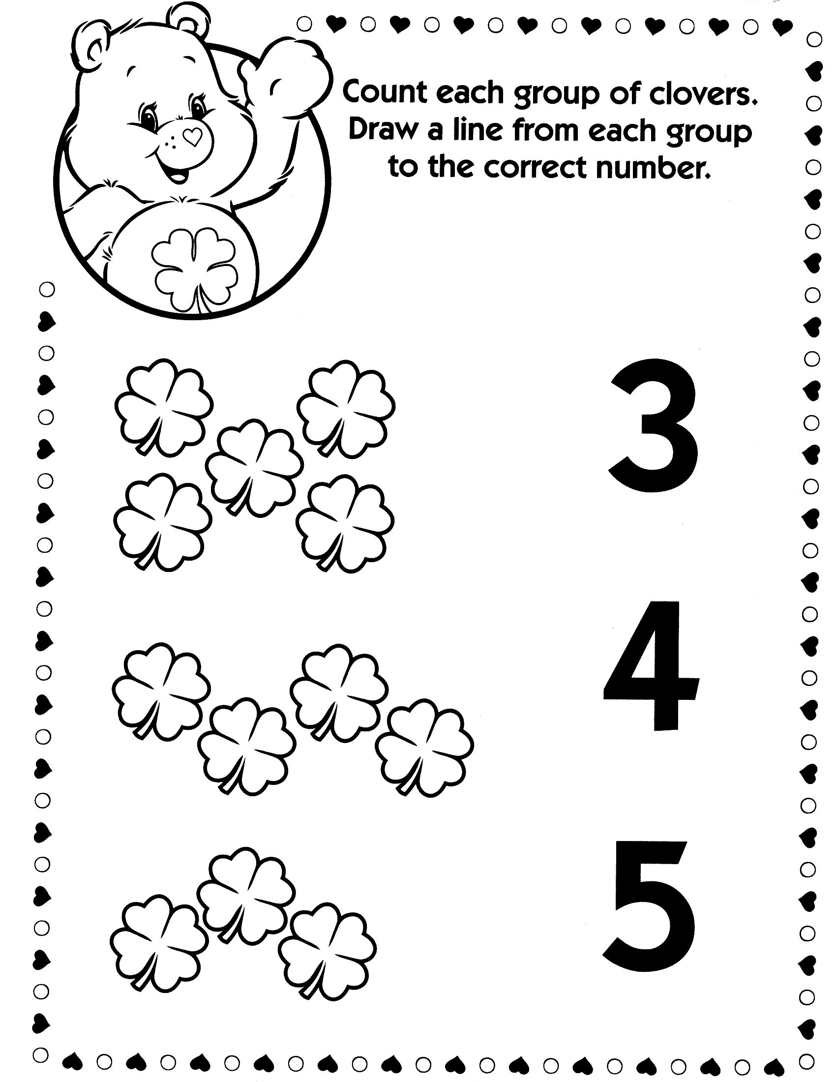 littlecare bear coloring pages - photo#36