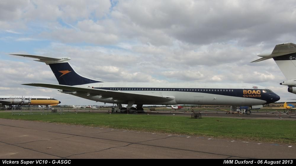 Vickers Super VC10 - G-ASGC  by graham.wood.14661