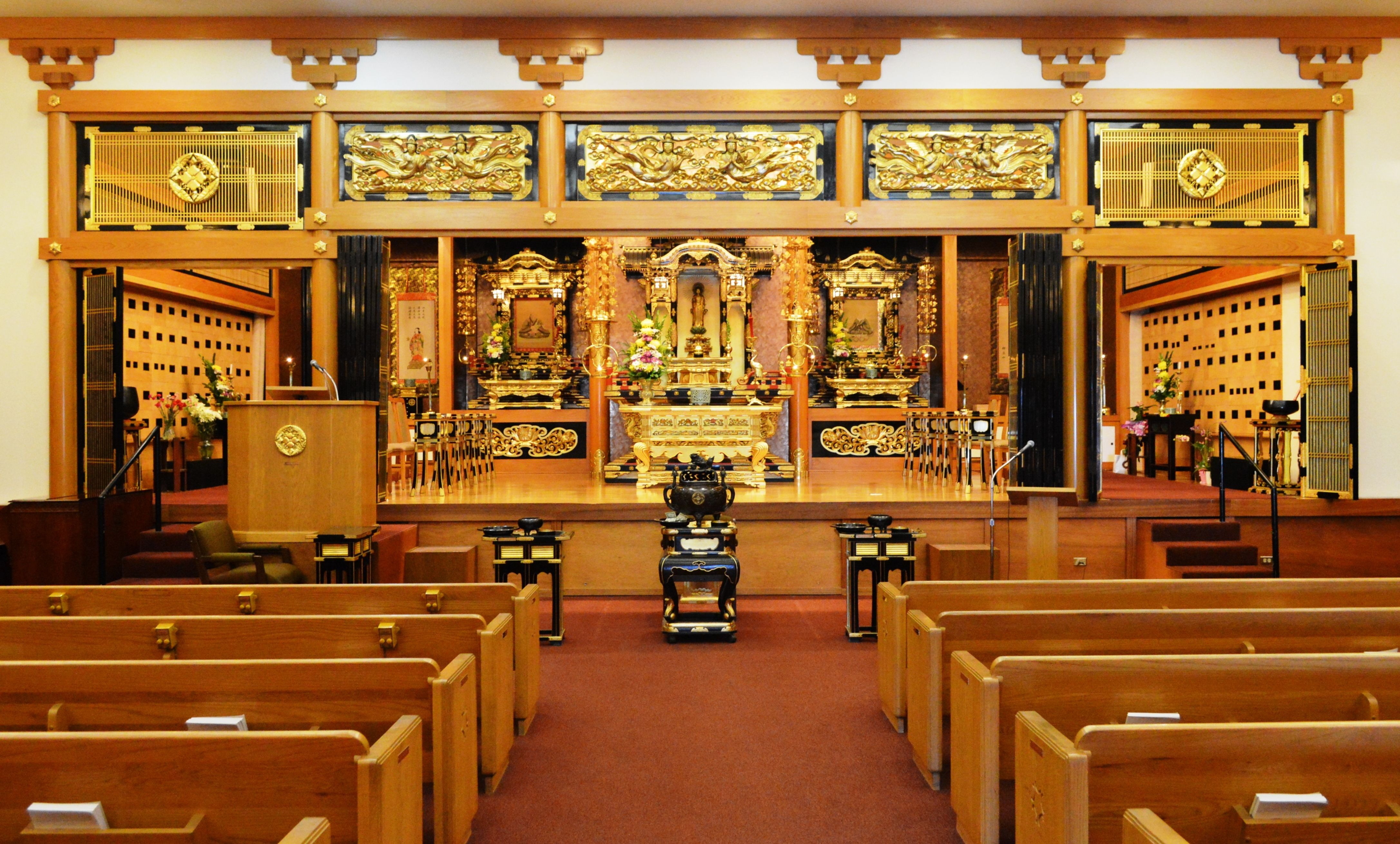 Kyoto Buddhist Temple Interior 的图片搜索结果 Buddhist Temples