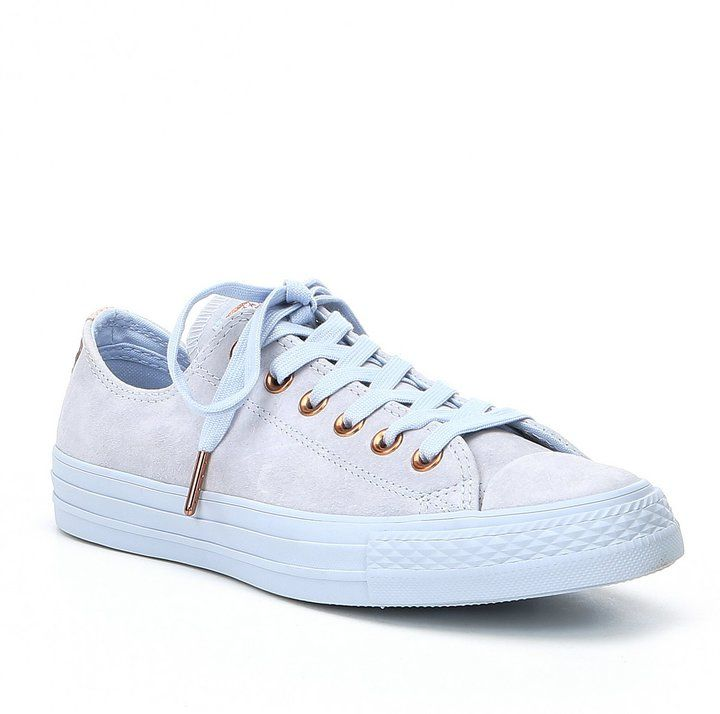 Converse Chuck Taylor All Star Blossom Suede Sneakers