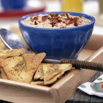 spicy.BACON.dip do I need to say more? #bacon #dip #snack #food