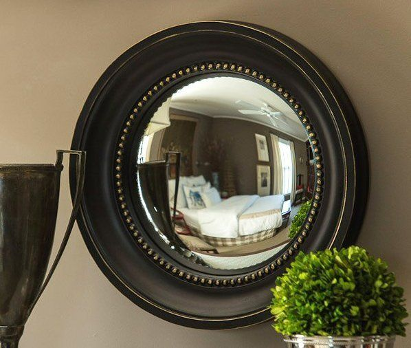 15 Stylish Affordable Convex Concave Mirrors Concave Mirrors Convex Mirror Mirror Wall
