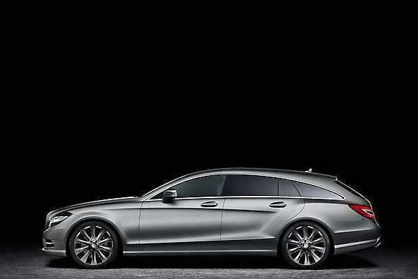 2018 2019 Mercedes Cls Shooting Brake A New Sports Wagon From