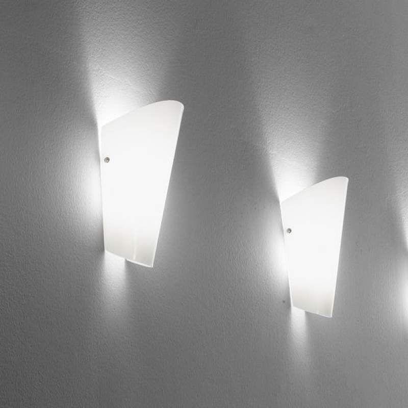 Bloom Wandlamp In 8 Kleuren Oranje Wandlamp Muurverlichting Indirecte Verlichting