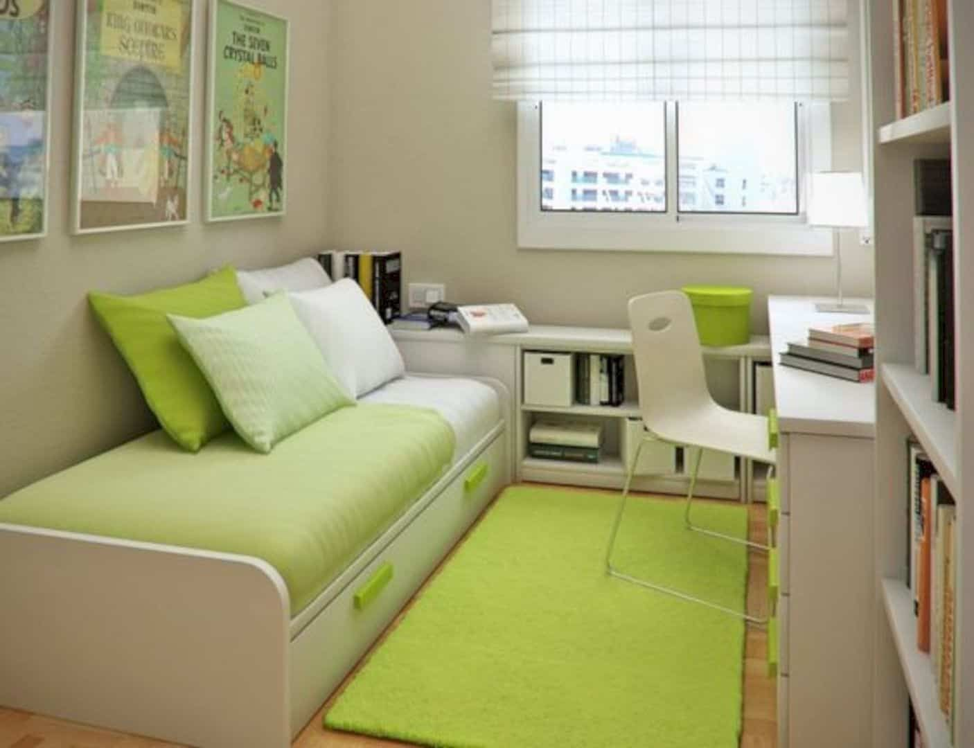 15 Incredible Ideas To Decorate Your Small Bedroom Small Master