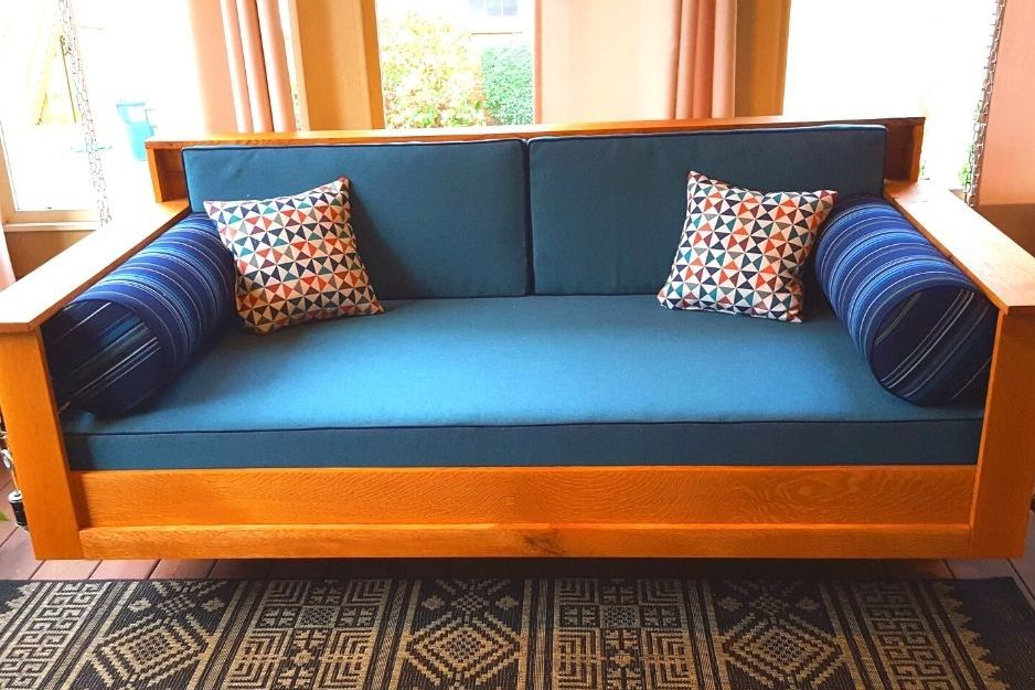 bed swing cushions porch swing bed