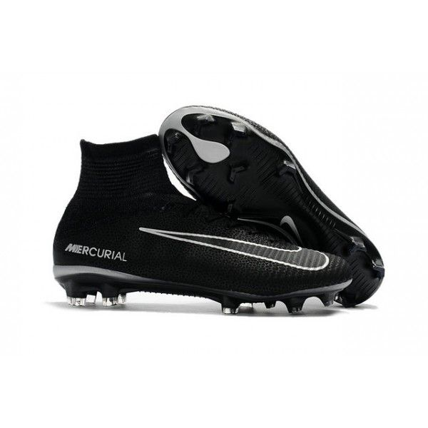 Discount Nike Mercurial Superfly V Tech Craft FG Soccer Cleats - Black Dark  Grey at the lowest price in our online store f08cecd3c74ec