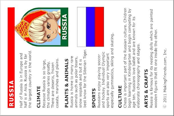 Reproduced Russian Singles Alina