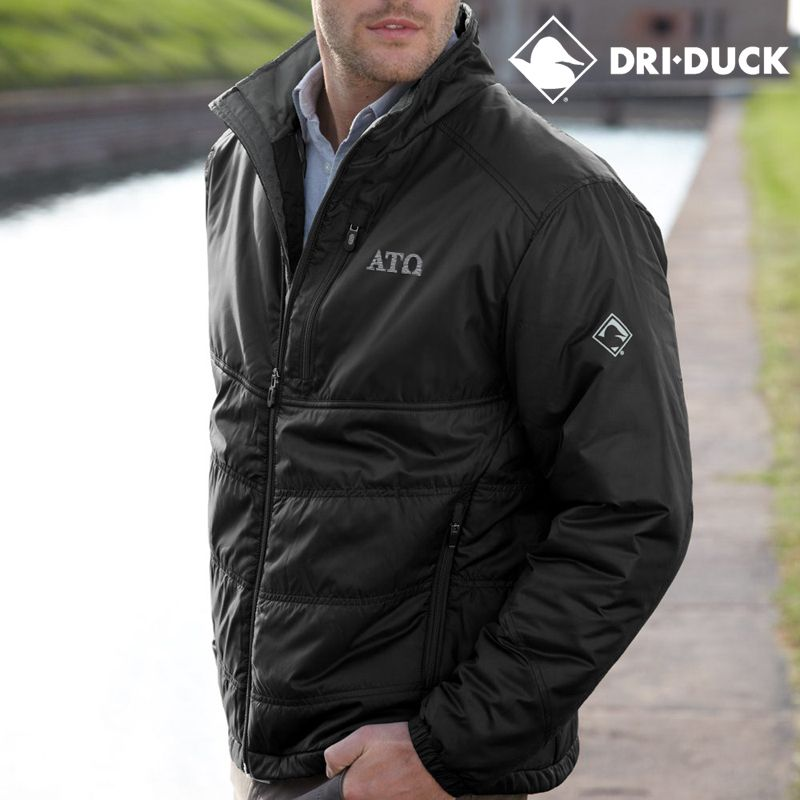 ATO Dri Duck Thinsulate Lined Puffer Jacket