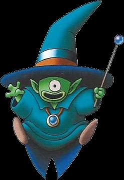 Blinkster Dragon Quest Wiki Fandom Dragon Quest Monster Design Cartoon Monsters