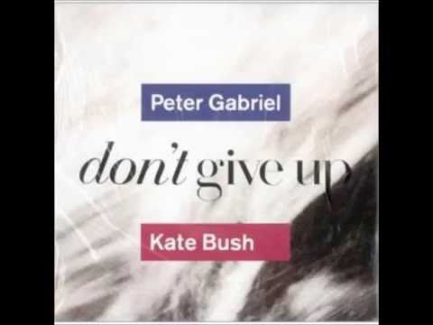 Peter Gabriel and Kate Bush - Don't Give Up (432 Hz) - YouTube