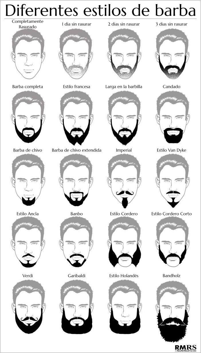 Haircuts for black men names diferentes estilos de barbas  barbershop  pinterest  beard styles