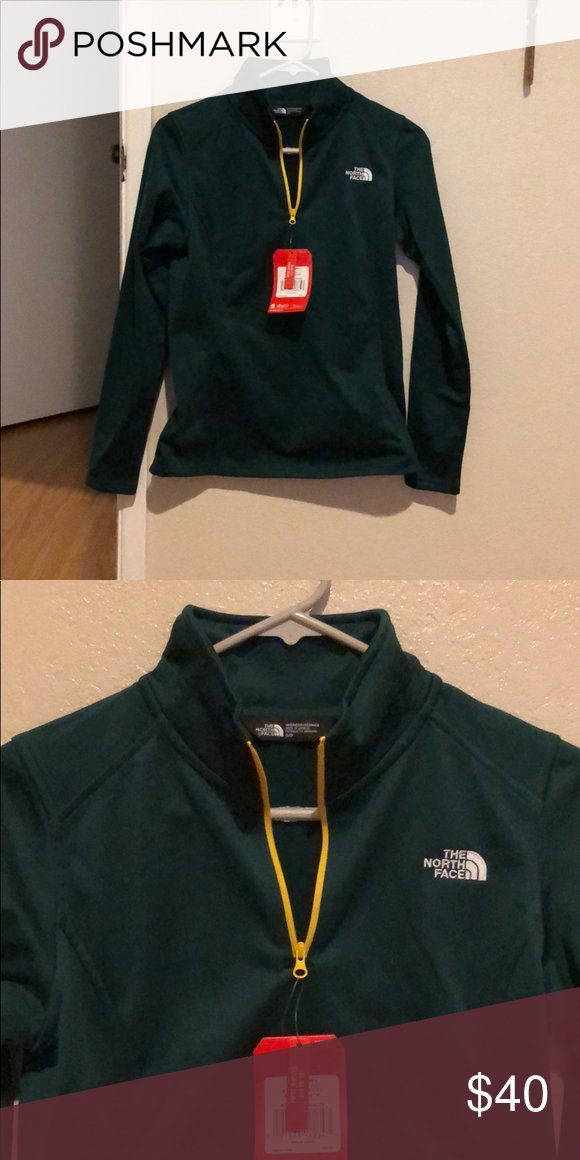 0551ac367 NWT The North Face Women's Tech Glacier 1/4 Zip Brand New with tag ...